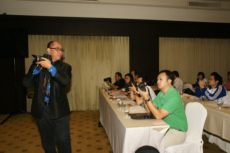 International Photography workshop, Chiang Mai (ปิด)