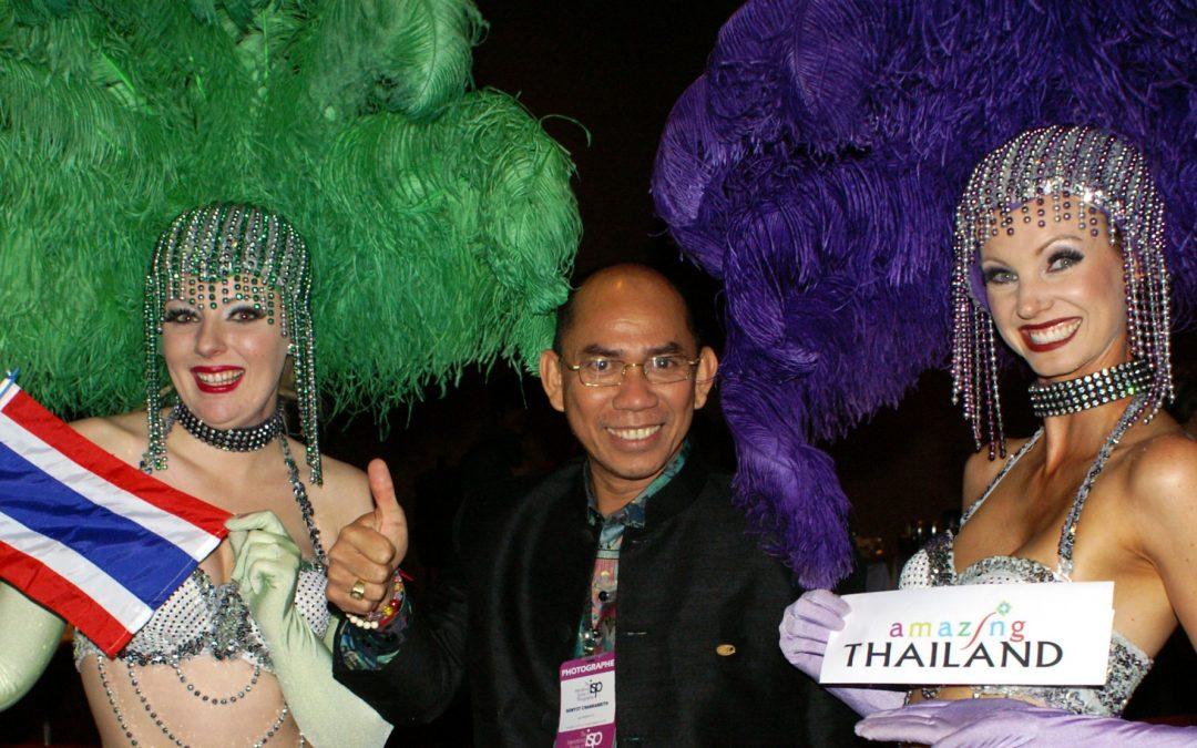 ช่างภาพประเทศไทย จังหวัดเชียงใหม่ ประกาศศักดา รับ 2 รางวัลภาพถ่าย ปักธงไทยกลางกรุง ลาสเวกัส